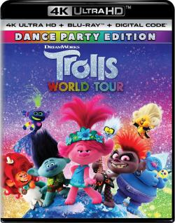 Review: 'Trolls World Tour' Is Colorful, Musical Fun