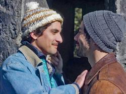 Antonio Altamirano and Samuel González in 'Los Fuertes'