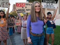 Julianne Moore in 'The Glorias'