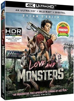 Dylan O'Brien in 'Love and Monsters'