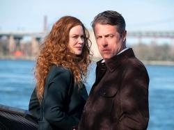 "Nicole Kidman and Hugh Grant in ""The Undoing"""