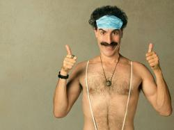 'Borat Subsequent Moviefilm'