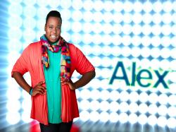 Alex Newell sang with the BGMC in June, 2014