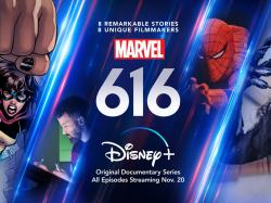Review: 'Marvel's 616' Takes a Peek Behind the Comic Book Panels