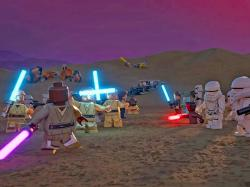 'The LEGO Star Wars: Holiday Special'