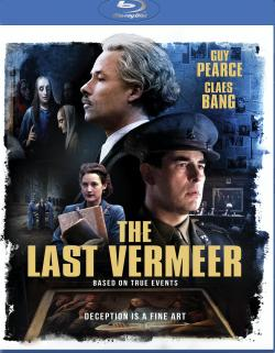 Claes Bang and Vicky Krieps in 'The Last Vermeer'