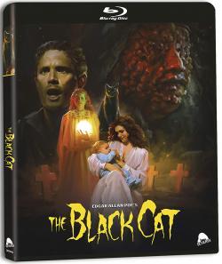 Review: Luigi Cozzi's Gem 'The Black Cat' is an Entertaining Hodgepodge of Genre Films