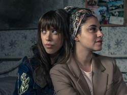Susanna Pukkila and Almila Bagriacik in 'Nimby'