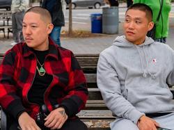 Eddie Huang, Taylor Takahashi in 'Boogie'