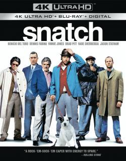 Review: Guy Ritchie's 'Snatch' Violent, Dark in Crisp 4K Transfer