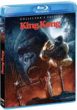 Review: It's Lange Versus Kong in Shout's 'King Kong' Collector's Edition