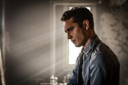 Max Minghella stars as Detective William in 'Spiral: From The Book Of Saw'