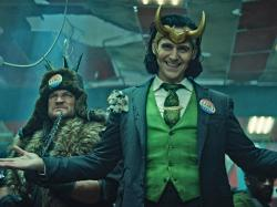 Loki (Tom Hiddleston) in Marvel Studios' 'Loki' exclusively on Disney+