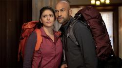 Cecily Strong and Keegan-Michael Key in 'Schmigadoon!' premiering July 16, 2021 on Apple TV+