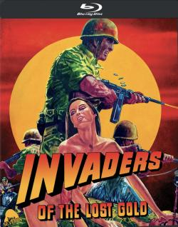 Review: Exploitation Flick 'Invaders of the Lost Gold' Deals Lurid Sex & Gore on Blu-ray