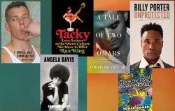 LGBTQ Fall & Winter Books
