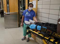 Jana Semere, Chief nursing officer at Leonard J. Chabert Medical Center, Houma, La.