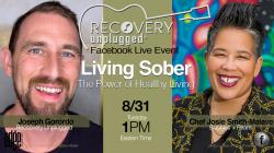 Watch: Josie Smith Malave on Sobriety and the Power of Healthy Living