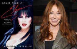 Cassandra Peterson and her 'Elvira' memoir