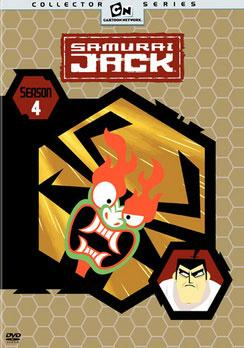 Samurai Jack: Season Four