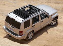 2008 Jeep Liberty :: The gay agenda gets some off-road help
