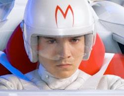 "Emile Hirsch in ""Speed Racer"""