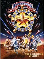 Adventures of the Galaxy Rangers - The Collection: Volume 1