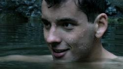 "Lucas Alifano as Mark in Gabriel Fleming's excellent ""The Lost Coast."""