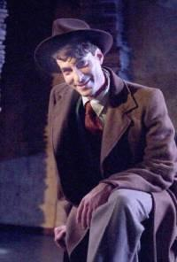 "Steven Schub as Peter Bergson in ""The Accomplices"""