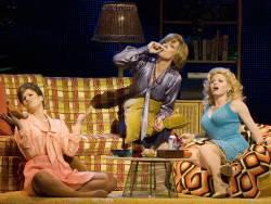 "Stephanie J. Block, Allison Janney, and Megan Hilty in ""9 to 5: The Musical"""