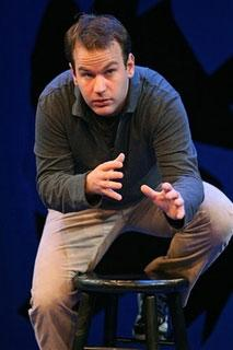 In this image released by Keith Sherman and Associates, Mike Birbiglia, who wrote and stars in 'Sleepwalk with Me,' is shown. The production is now playing at off-Broadway's Bleecker Street Theater in New York.