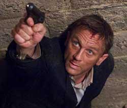 """Daniel Craig in """"Quantum of Solace"""""""