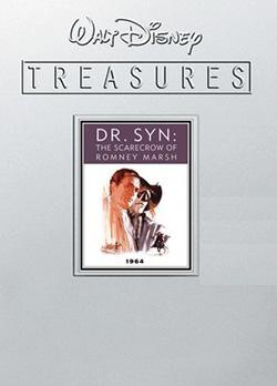 Walt Disney Treasures :: Dr. Syn: The Scarecrow of Romney Marsh