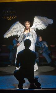 Mickey Solis and Molly Ward star in 'The Seagull,' now at the A.R.T. through Feb. 1