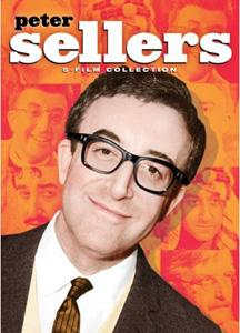Peter Sellers: 5-Film Collection
