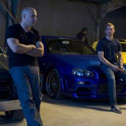 """Vin Diesel and Paul Walker in """"Fast & Furious"""""""