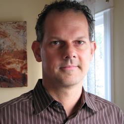 Bay-area documentary filmmaker Johnny Symons.
