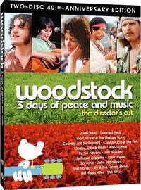 Woodstock: 3 Days of Peace and Music Ultimate Collector's Edition
