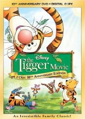 The Tigger Movie - 10th Anniversary Edition