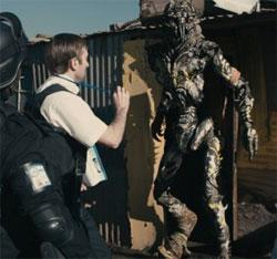 """Serving up eviction notices to aliens in """"District 9"""""""
