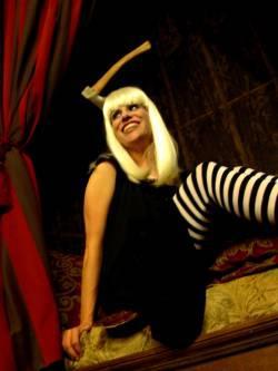 Rebecca Lane as Sally Spectre