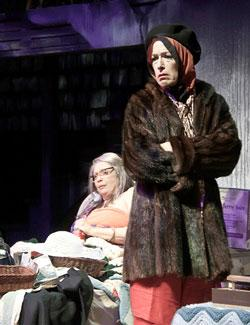 Pam Dougherty & Diana Sheehan in Grey Gardens
