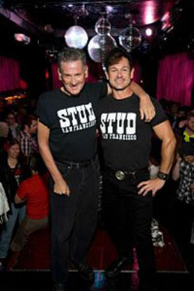 Stud's co-owners Ben Guibord (left) and Michael McElhaney. photo: Georg Lester