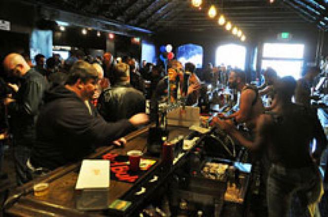 The renovated Eagle Tavern. Photo: Rick Gerharter