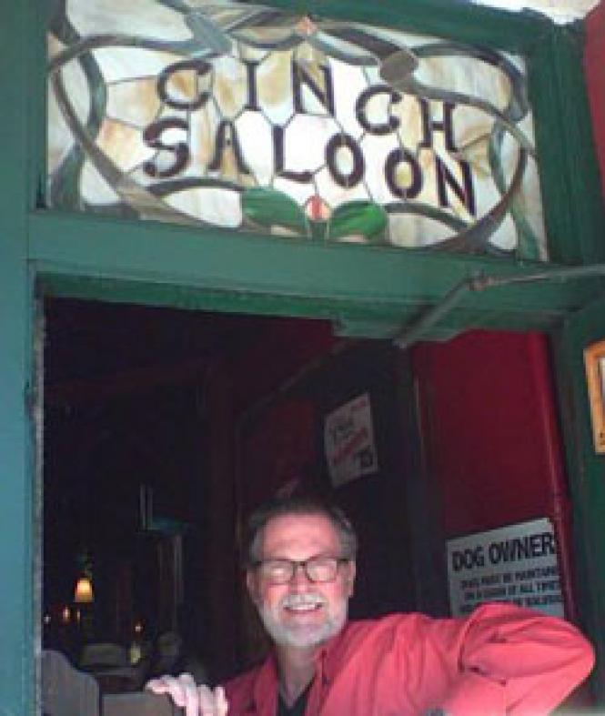 The Cinch's co-owner Bob Thornton