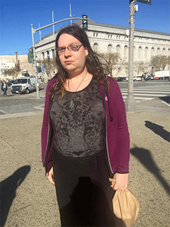Samantha Hulsey was misgendered by defense attorneys
