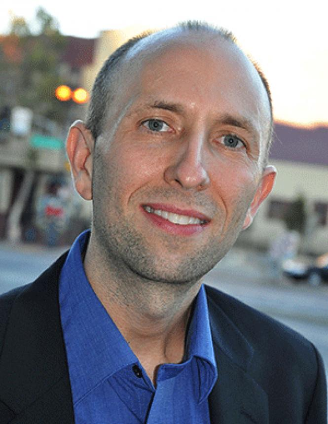 Gay District 7 candidate Joel Engardio.