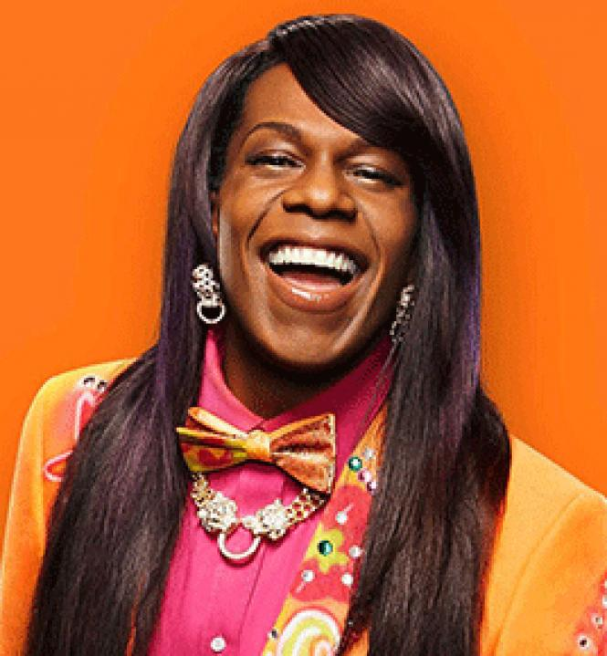 Big Freedia, Queen of Bounce, performs at Mezzanine April 27.