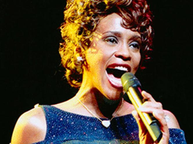 """Scene from the documentary """"Whitney: Can I Be Me,"""" co-directed by Nick Broomfield and Rudi Dolezal"""