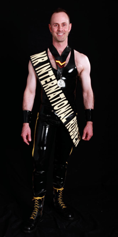 "G Man is Mr. International Rubber 2011. Photo: RVJ<br />Studios""/></a></p> <h2>Vinyle Slut Putain Latex</h2> <p><iframe height=481 width=608 src="